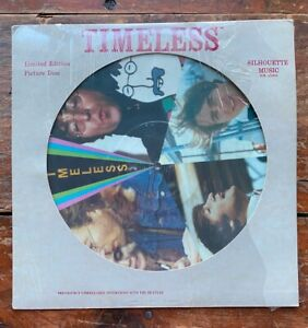 The Beatles ‎– Timeless, Silhouette Records, Interview Picture Disc
