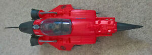 G.I. Joe Vehicle - COBRA STELLAR STILETTO w/ Star Viper