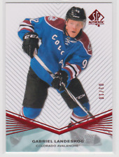 Gabriel Landeskog 2011-12 SP Authentics R17 Extended RED FOIL RC 03/10 NRMT-MT