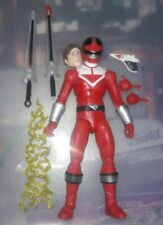 Power Rangers Lightning Collection Time Force Red Ranger