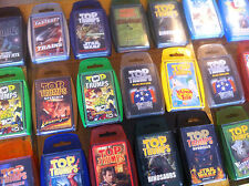 Top Trumps Cards Multi Listing ! NEW STOCK IN Pick your fave!