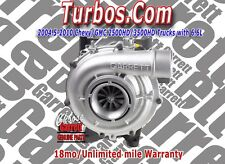 New Garrett Turbocharger 2006-09 Chevy/GMC 6.6L for LBZ, LMM,LL Duramax Diesel