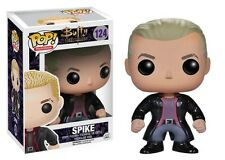 Funko 2014 Pop Buffy Vampire Slayer Spike #124 Vinyl Figure Sealed In Stock