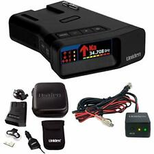 Uniden R7 Long Range Radar Detector with Arrow Alert and Hardwire Kit Bundle