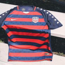 Nike 2017 USA Gold Cup Jersey L Large Nike Authentic US Soccer Vapor
