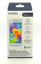 Nuevo Incipio Plex Escudo de vidrio protector de pantalla para Samsung Galaxy Grand Prime