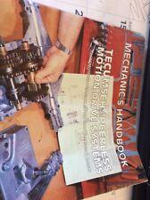 mechanics handbook for tecumseh peerless motion drive systems