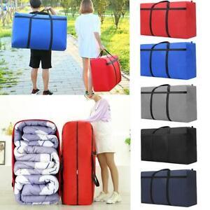 Travel Bag Canvas Portable Luggage Bag Large Capacity Storage Bag Extra Large