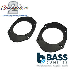 """CT25FD16 Ford Tourneo-Connect 2002 On 130MM 5.25"""" Car Front Door Speaker Adaptor"""