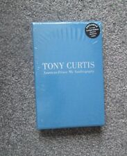 Tony Curtis - American Prince Waterstones Ltd Edition NEW