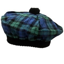 Campbell Clan Ancient Scottish Tartan Tam Wool