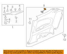 HONDA OEM Interior-Rear Door-Door Trim Panel Clip 91560SZW003