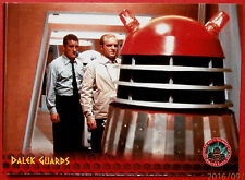 DALEKS INVASION EARTH 2150 - Card #24 - Dalek Guards - Unstoppable Cards 2014