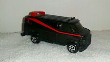 The ERTL co The A Team toy van 1983