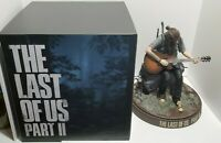 The Last Of Us Part II 2 Official Collectors Edition Ellie Statue