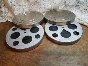 Lot of (2) Vintage 1920s 16mm Home Movies