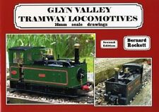 Glyn Valley Tramway Locomotives 16mm scale drawings (Second  edition) garden