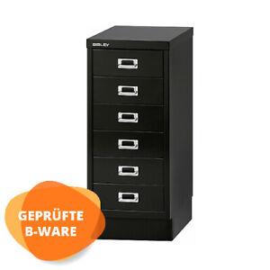 MultiDrawer™ Schubladenschrank • Home Schreibtisch- Container • Bisley L296S