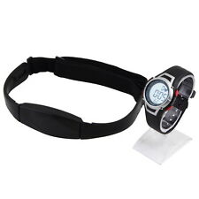Popular Favor Waterproof Heart Rate Monitor Wireless Chest Strap Sport Watch HR