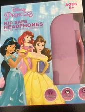 Disney Princess Kid Safe Headphones Bluetooth