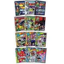 Teen Titans Original Series Seasons 1-5 + Go! Spinoff Seasons 1-3 Box/DVD Set(s)