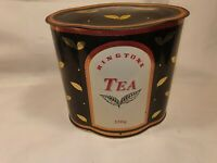 Vintage Ringtons Connoisseur Tea Bags Collectable Tin In Good Condition