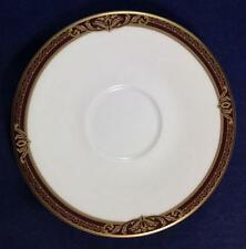Royal Doulton TENNYSON  Saucer for Footed Cup H5249 MINT UNUSED with mfg tags