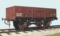 Slaters 7071 O Gauge BR 13T High Goods Wagon Kit