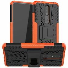 For Nokia 2.4 3.4 1.3 5.3 2.3 Case Shockproof Hybrid Armor Rubber Stand Cover