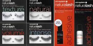 Eye Lash Strips Naturalash & LashLux Salon System ALL TYPES STOCKED