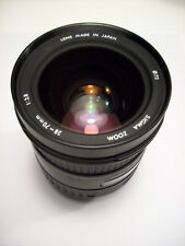 Sigma Zoom 28-70mm 1:2.8 A-Mount (ZEN) for Nikon F Rare