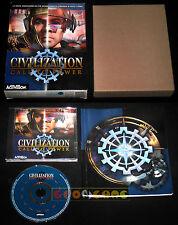 CIVILIZATION CALL TO POWER Pc Versione Ufficiale Italiana Big Box ••••• COMPLETO