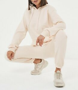 Petite Stone Hoodie & Joggers Co Ord Set Misguided WAS £19.99 NOW £9.99