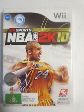 NBA 2K10 - Nintendo Wii