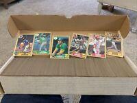 1987 topps baseball complete set Rookies Bonds Jackson McGwire Joyner 792 Cards