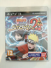 naruto shippuden ultimate ninja storm 2 ps3 playstation 3 ps 3 neuf + 4 stickers