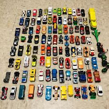 Hot Wheels Matchbox Only Huge Lot 100 Plus Loose Diecast Toy Cars Some Vintage