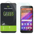 2-Pack Dmax Armor Tempered Glass Screen Protector for BLU View 1