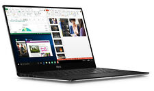 DELL XPS 13 9350  i7-6560 QHD ( 3200 x1800)  Touch 16GB 256GB SSD Win 10 #48