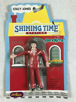 "1993 Justoys Bend-Ems Stacy Jones Shining Time Station 4.5"" Figure 12377 NOS"