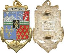 Service Militaire Adapté, REUNION, 4° Bataillon, dos guilloché, Drago 2089(7586)