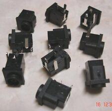 10 PCS DC Power Jacks/Sockets for JVC BR-DV3000U DVCAM Mini DV MiniDV VCR Deck