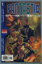 Marvel Mangaverse Fantastic Four  #1 2002