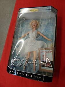 Marilyn Monroe Barbie doll