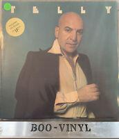 MCF 2699 Telly Savalas Telly VINYL 33 RPM LP mca records  Ex / Vg+