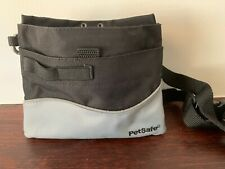 PetSafe Mini Treat Pouch Black Bag with strap