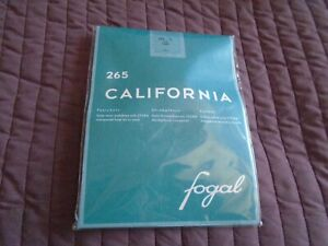 Fogal California 265 panty hose size small in plage