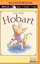Hobart by Anita Briggs (2015, MP3 CD, Unabridged)
