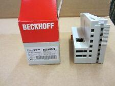 BECKHOFF ETHERCAT EK1110 EK 1110 COUPLER