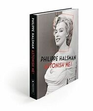 Philippe Halsman: Astonish Me!, Sam Stourdze, Good, Hardcover
